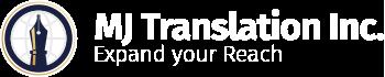 MJ Translators Logo
